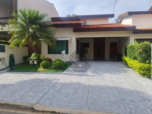 Sobrado À Venda, 268 M² Por R$ 980.000,00 - Condomínio Granja Olga - Sorocaba/sp - So4584