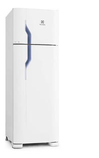 Refrigerador Electrolux Duplex Cycle Defrost Branco 260l 220v Dc35a