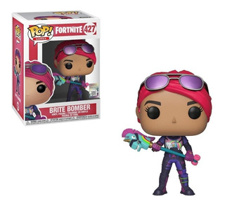 Funko Pop Brite Bomber 427 Fortnite Nuevo Original!