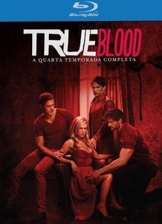 True Blood - 4ª Temporada Completa