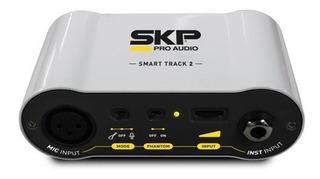Placa De Audio Skp Grabacion Uso Celular `48v Microfono Ios
