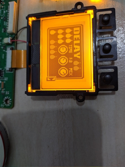 Display Visor Da Zoom G3