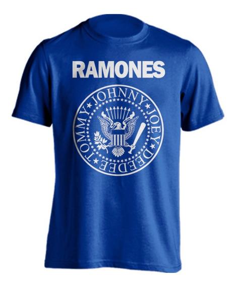 Playera The Ramones - Rock Punk Indie