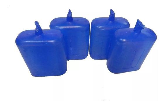 Gel Refrigerante X5 Envase Plástico 170grs Pack Hielo