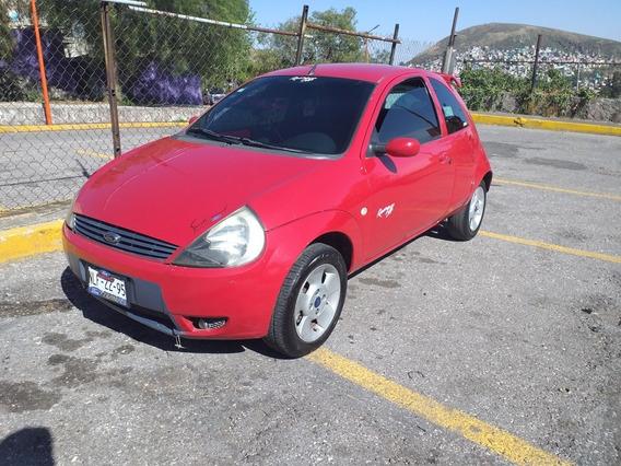 Ford Ka Deportivo