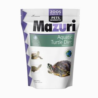 Mazuri Alimento Tortuga De Agua 450 Grs Aquatic Turtle