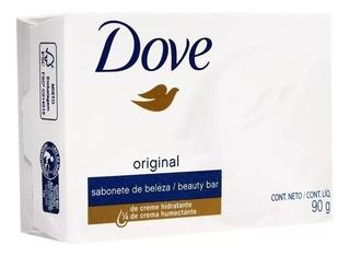Dove Beauty Bar Original Jabon En Barra Corporal 90g