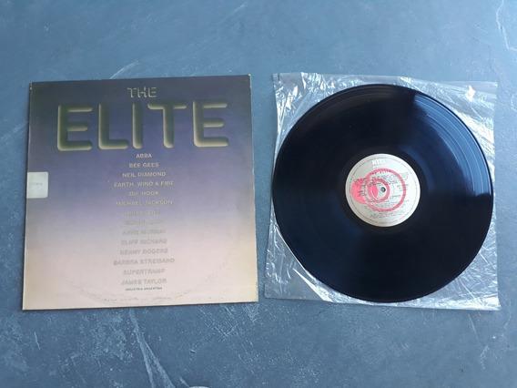 The Elite - Disco Vinilo