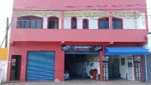 Sobrado + Salões Comerciais Com Ótima Localização - 3708