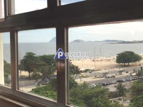 Kitnet/conjugado À Venda, Copacabana - Rio De Janeiro/rj - 19636