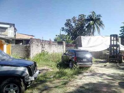 Venta De Terreno En Colonia El Recreo, Sobre Avenida Universidad, Villahermosa