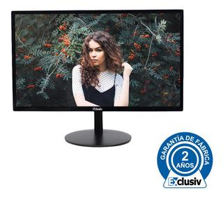 Monitor De Pc 22 Pulg Exclusiv Pantalla Lcd 2 Años Garantía