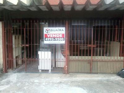 Terreno Residencial À Venda, Vila Pires, Santo André. - Te4492