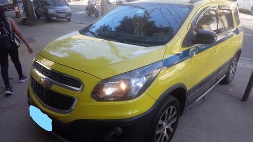 Imagem 1 de 5 de Táxi Chevrolet Spin
