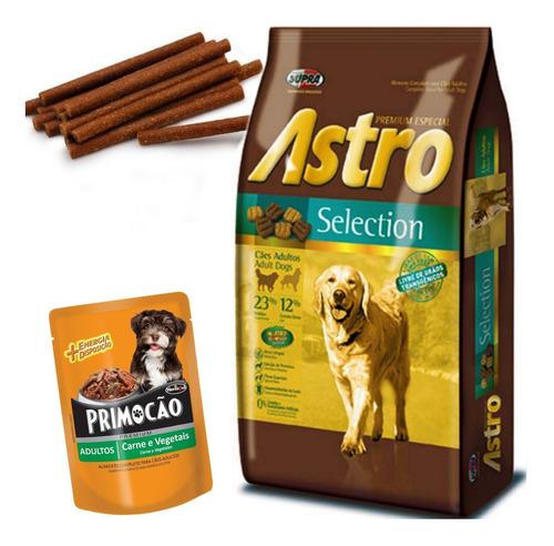 Imagen 1 de 2 de Astro Premium Selection 10.1 Kg Con Regalos