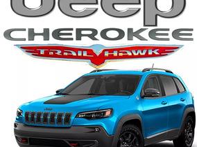 Jeep Cherokee Trailhawk 4x4 Piel Sunroof 271hp 6cil 9vel Arh