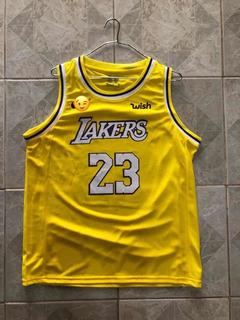 Camiseta Nba Los Ángeles Lakers Lebron James