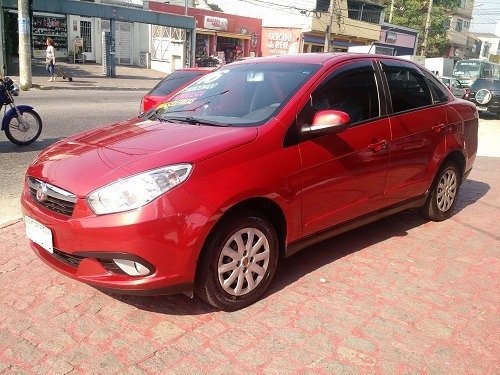 Fiat Grand Siena Attractive 1.4 2016 Zero De Entrada