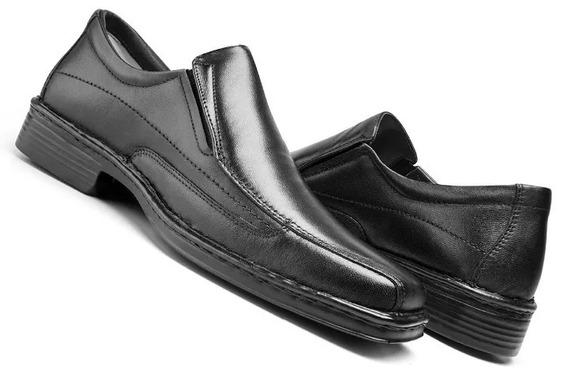 Sapato Masculino Antis Strees Ortopédico Ideal Diabéticos