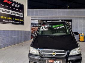 Chevrolet Zafira 2.0 8v Elegance Flex 7 Lugares 2006