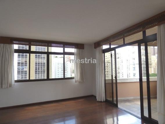 Jardim América/apartamento Para Locação Em Rua Particular Com 179 M² E 3 Vagas! - Di32248