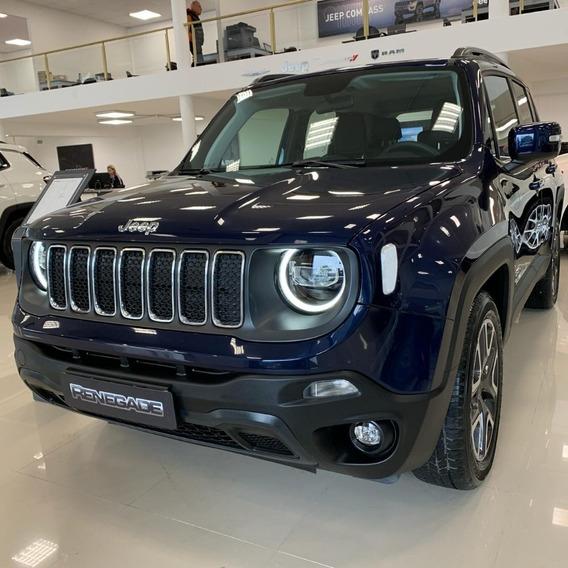 Jeep Renegade Longitude At6 2020