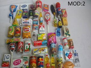 Imanes Decorativos Para Refrigerador Figuras 50 Piezas