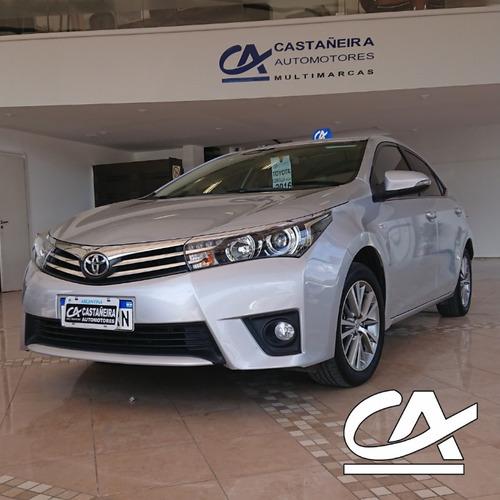 Toyota Corolla 1.8 Se-g Cvt L/14 2016