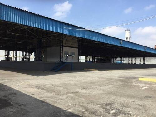 Imagem 1 de 15 de Galpão  - Crossdocking - Único Na Região - A. T. 6.560 M² - Dp1537