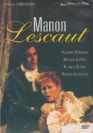 Dvd - Manon Lescaut: Gioacomo Puccini / Placido Domingo