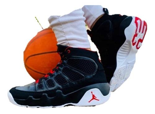 Botas Tipo Jordan Tenis Deportivos Hombre Zapatos Caballero