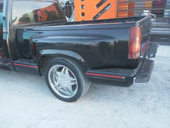 Chevrolet Silverado Caja California