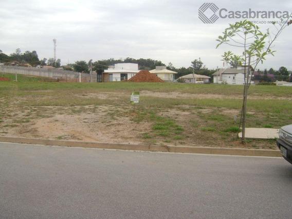 Terreno Residencial À Venda, Condomínio Chácara Ondina, Sorocaba. - Te1134