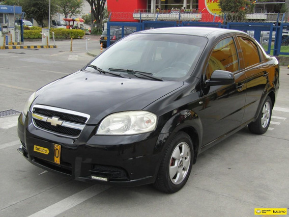 Chevrolet Aveo Emotion Mt 1.6