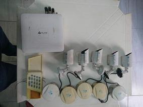 Kit Monitoramento Câmeras De Segurança Cftv