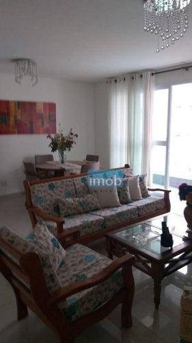 Imagem 1 de 25 de Apartamento À Venda, 121 M² Por R$ 870.000,00 - José Menino - Santos/sp - Ap8065