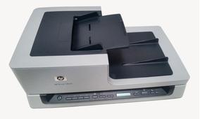 Scanner Hp Scanjet N8460 Profissional 50ppm 100 Folhas