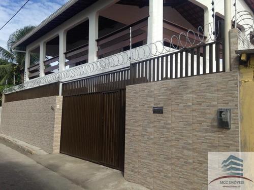 Casa Mobiliada A Venda Pirangi A 150m Do Mar