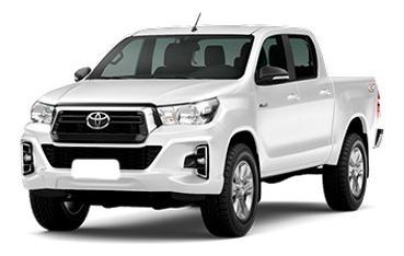 Toyota 2.8 Sr 4x4 16v Diesel 4p Automatico 2019