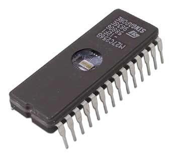 Memória Eprom Balança Toledo Prix 3 + Microcontrolador 80c32