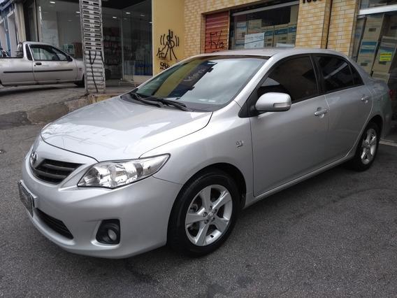 Toyota Corolla 2.0 16v Xei Flex Aut. 4p 2013 Bx Km