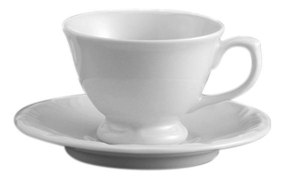 Xícara De Café Em Porcelana Schmidt Pomerode