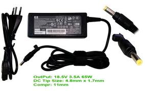 Fonte Carregador Para Hp 420 Notebook 18,5v 3.5a 65w Co1512