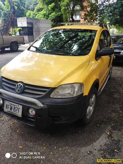 Volkswagen Crossfox Sincronico