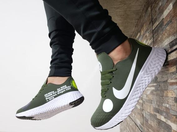 Tenis Zapatilla Nike Nueva Moda Estilo Shoes Deportivo