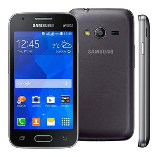 Smartphone Samsung Galaxy Ace 4 Cinza