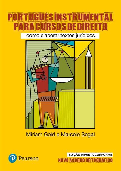 Português Instrumental Para Cursos De Direito