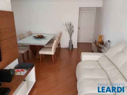 Imagem 1 de 15 de Apartamento - Brooklin  - Sp - 621574