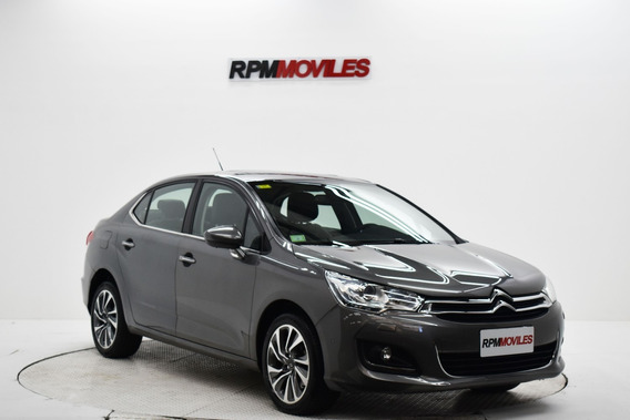 Citroen C4 Lounge Shine Thp 1.6 At 2017 Rpm Moviles