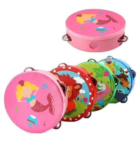 Pandero Musical Instrumento Musical Niños